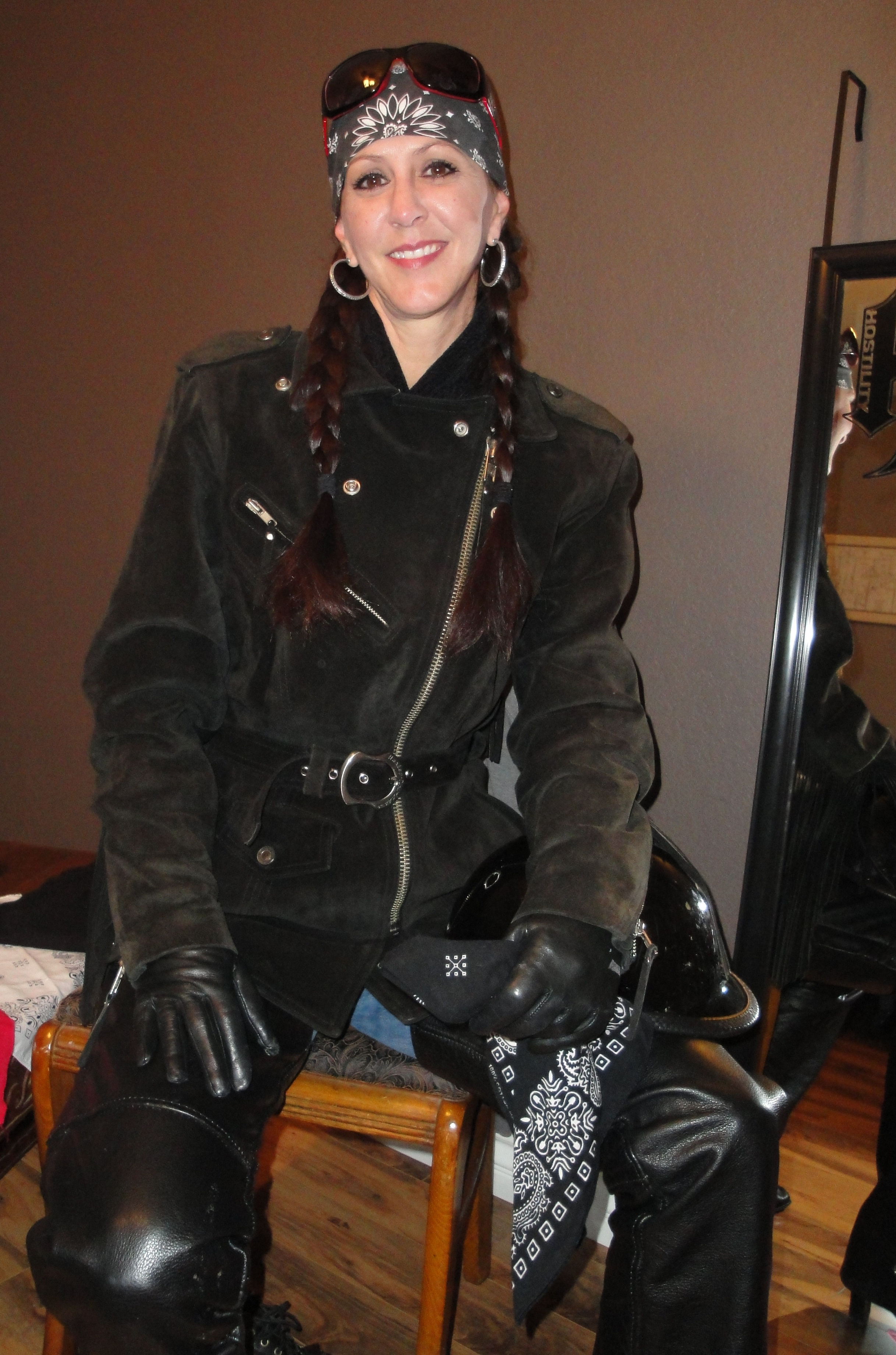 Motorcycle wear for women | stories lies & biker dives | Page 2