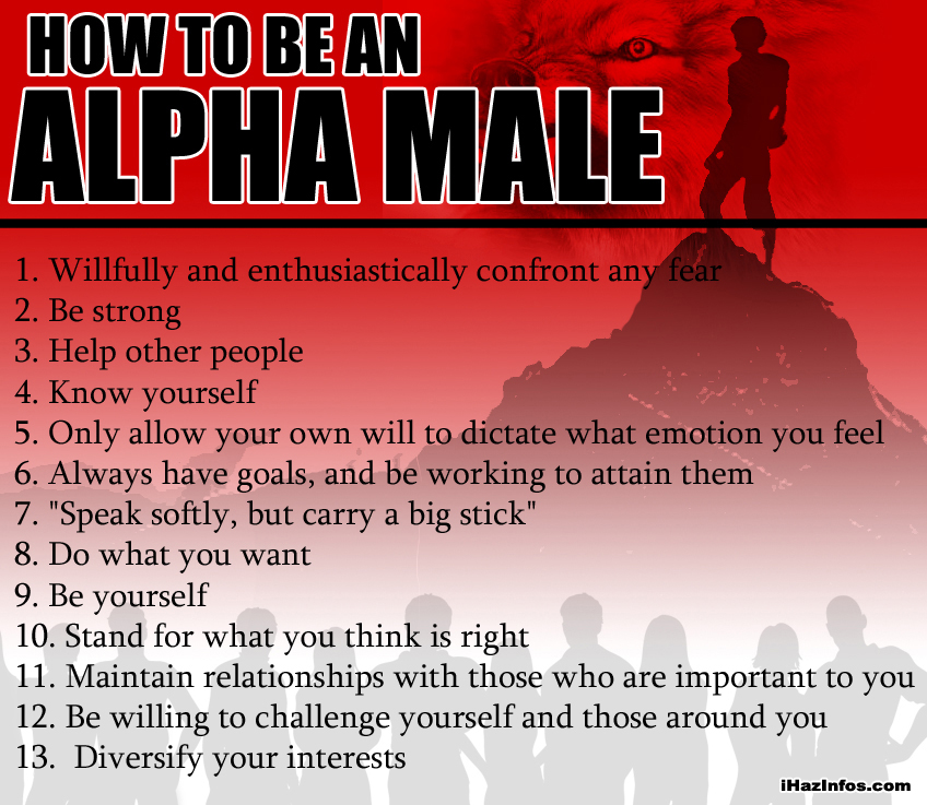 alpha male dating an alpha female Plentyoffish dating forums are a place to meet singles and get dating advice or share dating to me an alpha male, or even an alpha female is a person who.