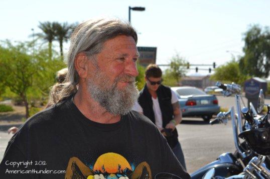 Panhead Billy 2012