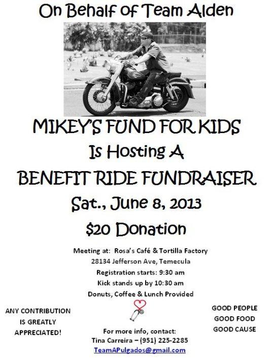 mikeys fund