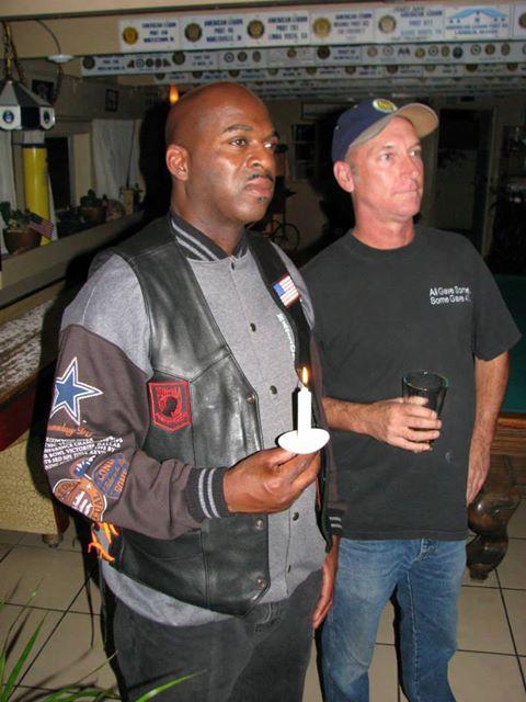 Darryl Malone  [Left]