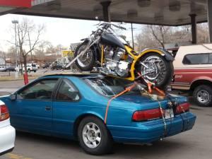 Dennis Jellel bike